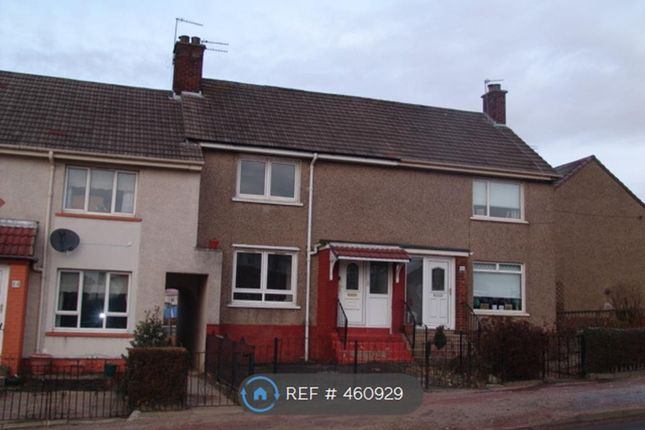 Thumbnail Terraced house to rent in Old Monkland Road, Coatbridge