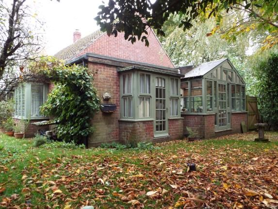 Thumbnail Bungalow for sale in West Raynham, Fakenham, Norfolk