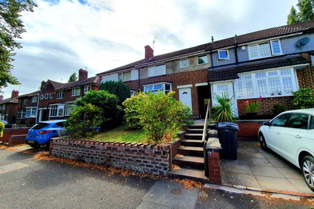Thumbnail Terraced house to rent in Old Oscott Lane, Great Barr, Birmingham