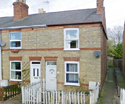 Thumbnail End terrace house for sale in Regent Street, Spalding