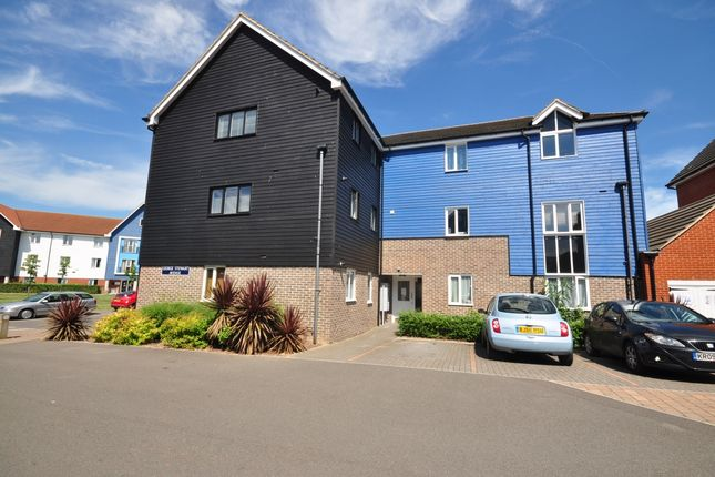Thumbnail Flat to rent in George Stewart Avenue, Faversham