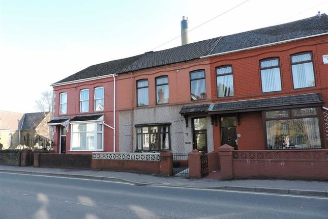 Thumbnail Semi-detached house for sale in High Street, Clydach, Swansea