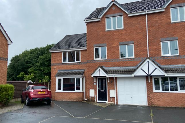Thumbnail Semi-detached house for sale in Bassenthwaite Close, Middleton, Manchester