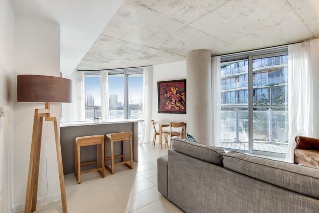 1 bed flat for sale in Hoola Apartments, Royal Victoria Dock E16