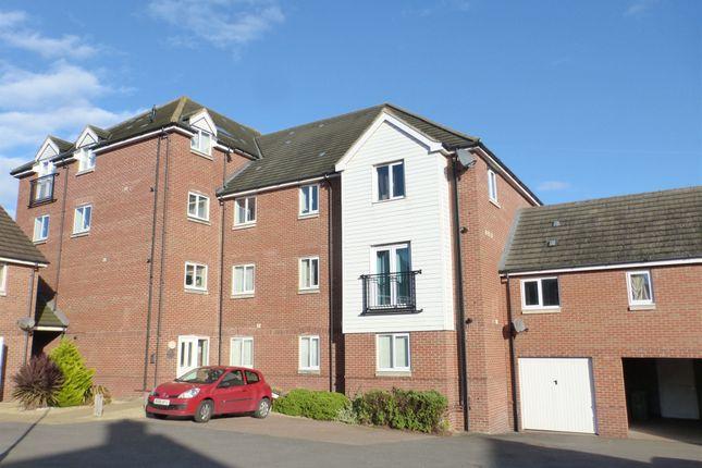 Thumbnail Flat for sale in Woodpecker Way, Costessey, Norwich