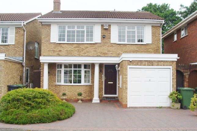 Thumbnail Detached house for sale in Lawford Grove, Shirley