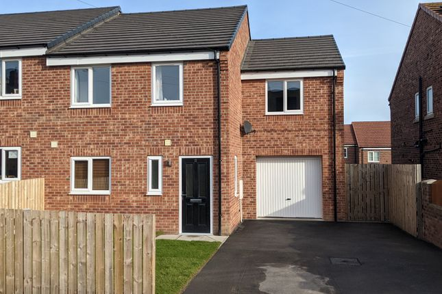 4 bed semi-detached house for sale in Albany Crescent, South Elmsall, Pontefract WF9