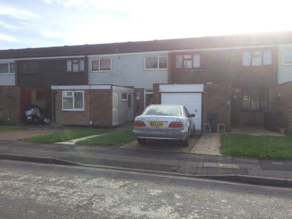 Thumbnail Terraced house for sale in Sinclaire Close, Enfield, Hertfordshire