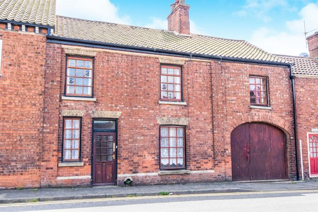 Thumbnail Terraced house for sale in Spilsby Road, Wainfleet, Skegness