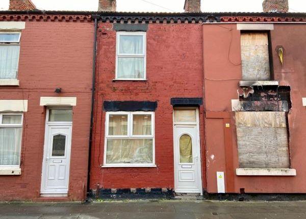 Wendell Street, Liverpool L8