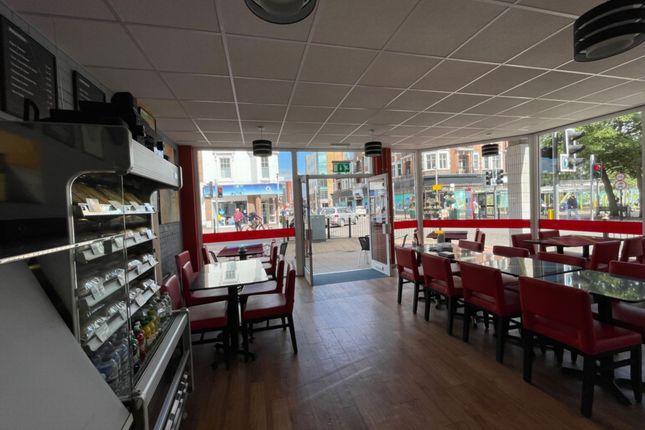 Thumbnail Restaurant/cafe to let in Sandgate Road, Folkestone