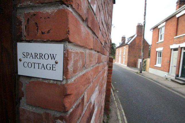 2 bed cottage to rent in Chapel Street, Woodbridge