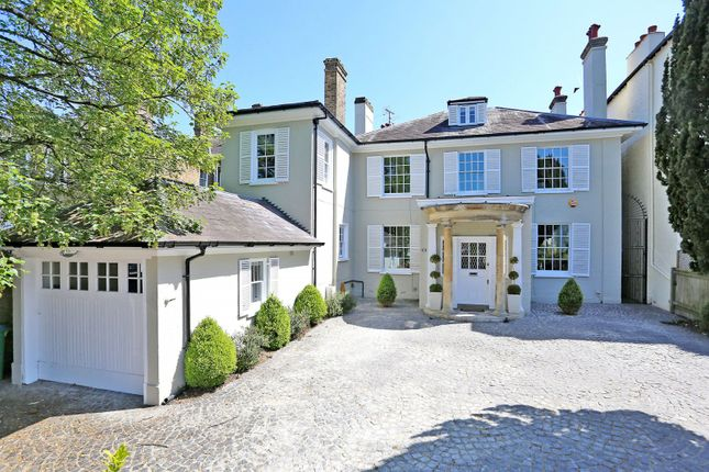 Thumbnail Property for sale in Strawberry Vale, Twickenham