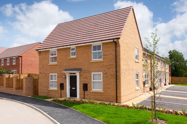 """Thumbnail Detached house for sale in """"Hadley"""" at Callow Hill Way, Littleover, Derby"""