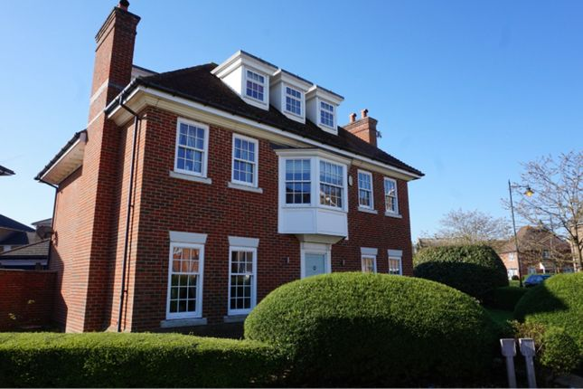 Thumbnail Detached house for sale in Baxter Way, West Malling