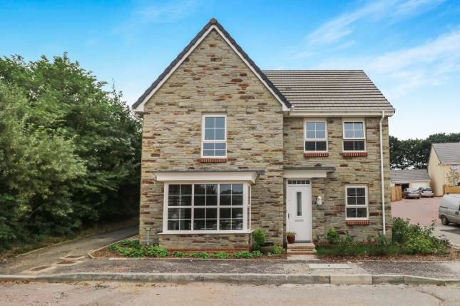 Thumbnail Detached house for sale in Bodmin, Cornwall, England