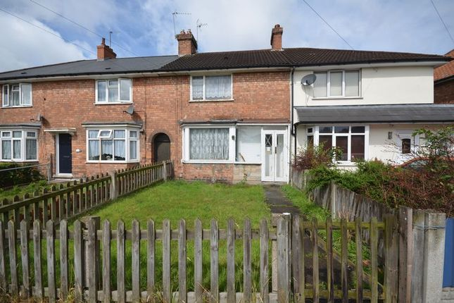 Terraced house for sale in Rivington Crescent, Birmingham