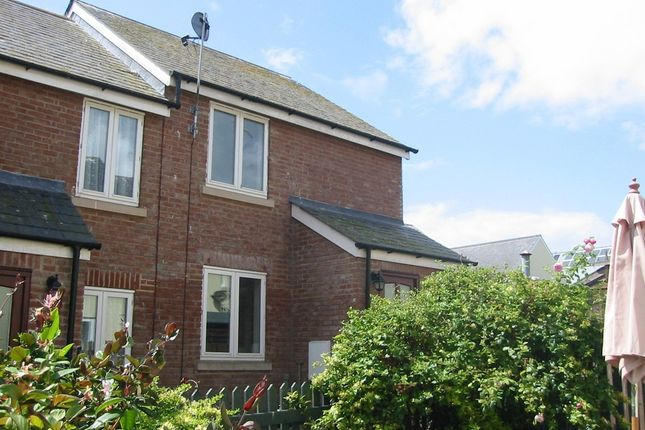 Thumbnail Semi-detached house to rent in Woodbine Place, Seaton