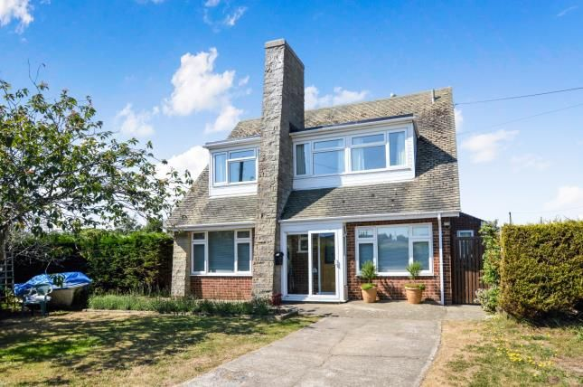 Thumbnail Detached house for sale in Meehan Road, Greatstone, New Romney, Kent