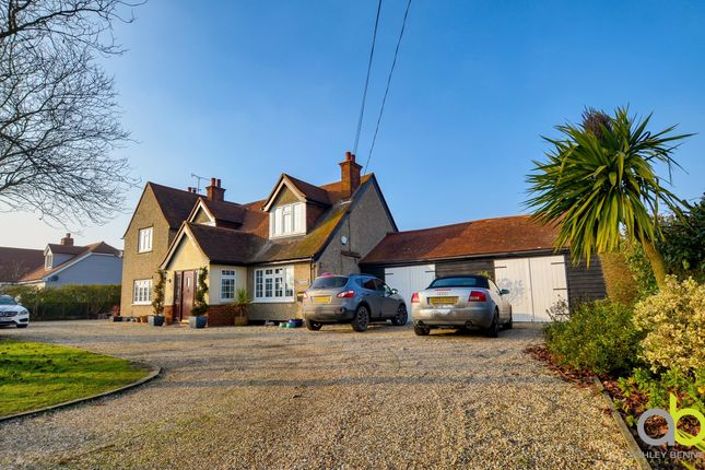 Thumbnail Detached house for sale in Trusses Road, Bradwell-On-Sea, Southminster