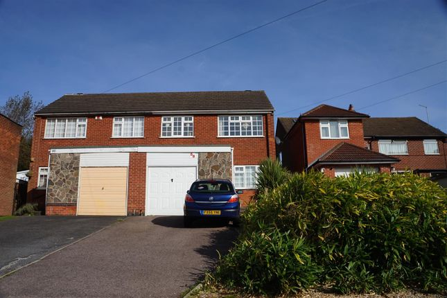 Thumbnail Semi-detached house for sale in Forest Road, Markfield