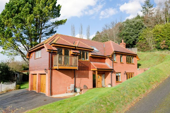 Thumbnail Detached house for sale in Little Johns Cross Hill, Exeter