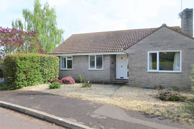 Thumbnail Detached bungalow to rent in Orchard Rise, Fivehead, Taunton