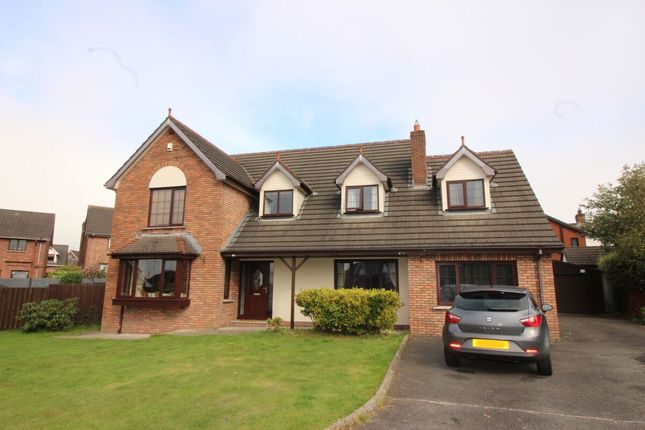 Thumbnail Detached house for sale in Kenilworth Avenue, Lisburn