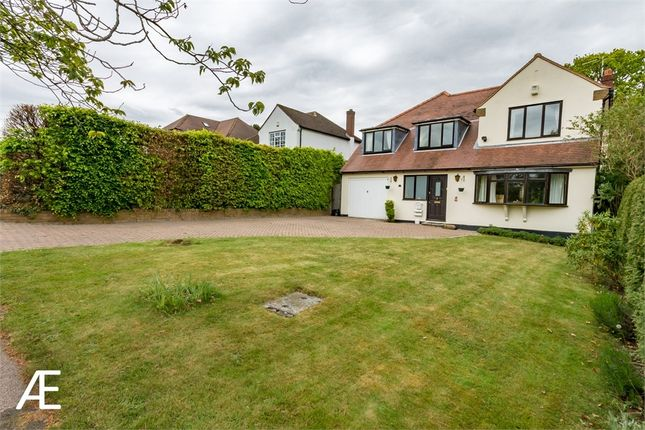 Thumbnail Detached house for sale in Berens Way, Chislehurst, Kent