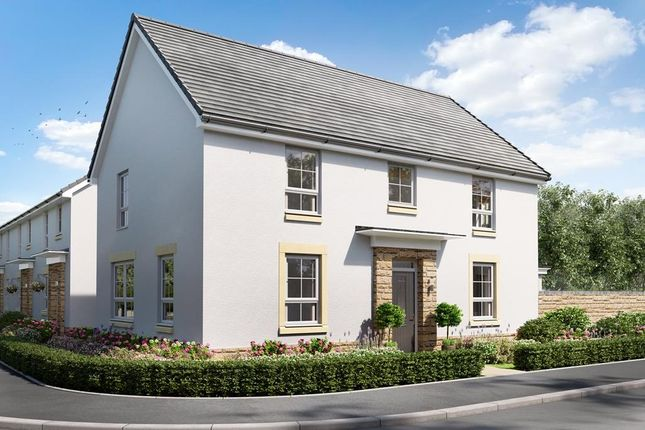 "4 bed detached house for sale in ""Brora"" at Glenluce Drive, Bishopton PA7"
