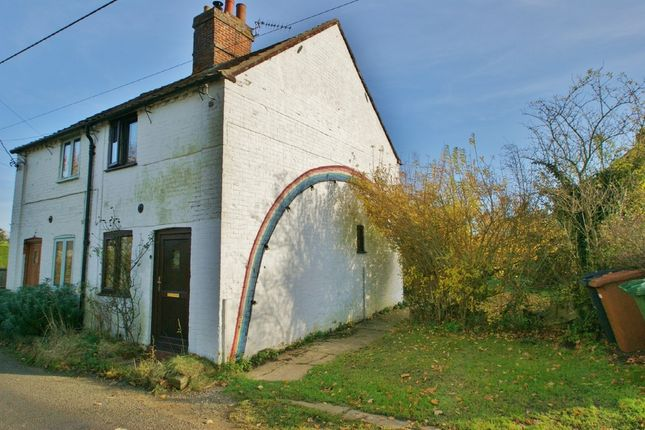 Thumbnail Semi-detached house for sale in Dereham Road, Bawdeswell, Dereham