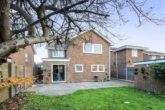 Thumbnail Detached house for sale in Greystone Avenue, Worthing