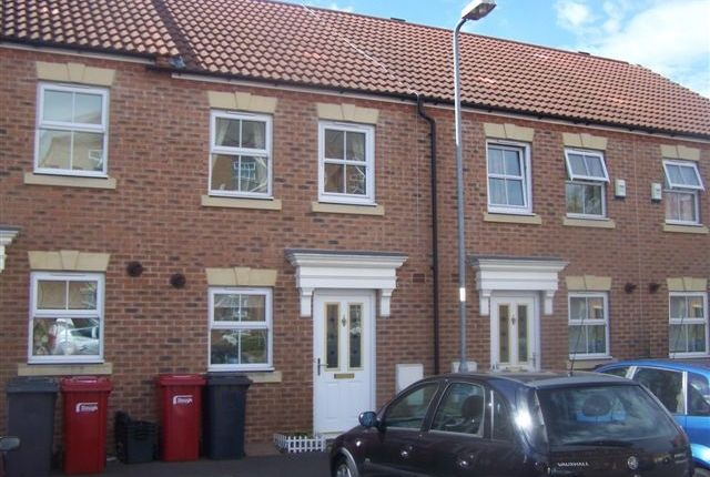 Thumbnail Terraced house to rent in Gilbert Way, Langley, Slough