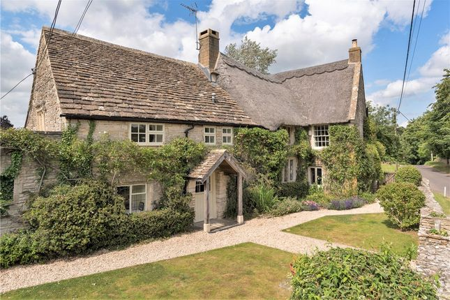 Thumbnail Detached house for sale in Nettleton Shrub, Wiltshire