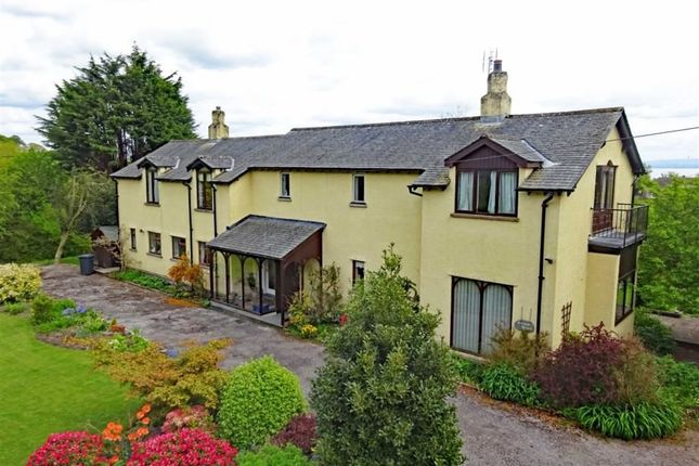 Thumbnail Detached house for sale in Bardsea, Ulverston