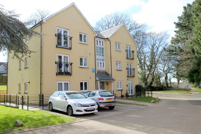 Thumbnail Flat for sale in Tovey Crescent, Plymouth
