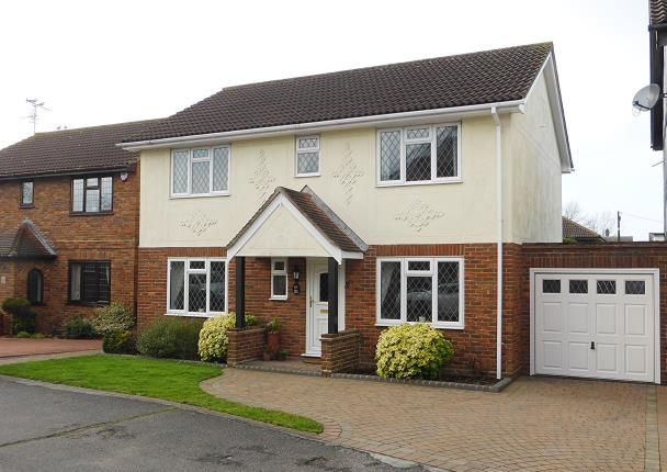 Thumbnail Detached house for sale in Thundersley, Benfleet, Essex