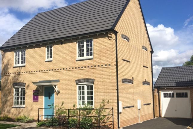 Thumbnail Detached house for sale in Sherwood Ashberry Homes Robins Wood Road, Nottingham