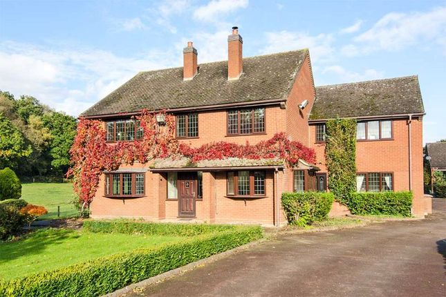 5 bed detached house for sale in Chorley Stables Brook Farm, Chorley, Lichfield WS13