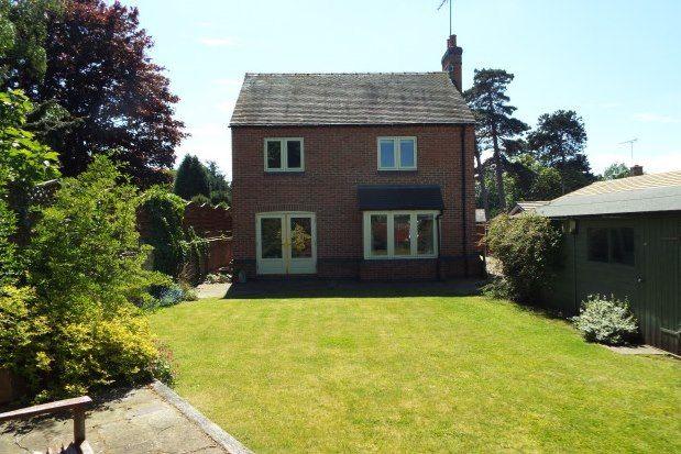 Thumbnail Property to rent in Walton-On-Trent, Swadlincote