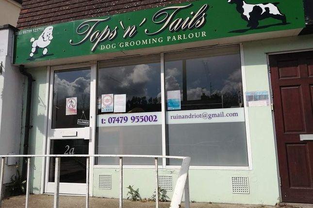 Thumbnail Retail premises for sale in Pleasant Valley, Saffron Walden