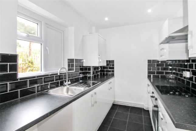 Thumbnail End terrace house to rent in Darnley Road, Rochester, Kent