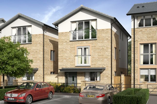 "Thumbnail Detached house for sale in ""The Aseda"" at Beckford Drive, Lansdown, Bath"