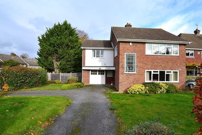Thumbnail Detached house for sale in Golf Road, Bromley