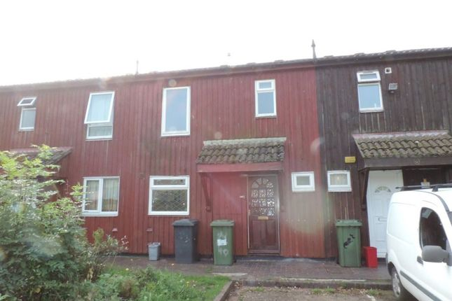 Thumbnail Terraced house to rent in Stagsden, Orton Goldhay, Peterborough