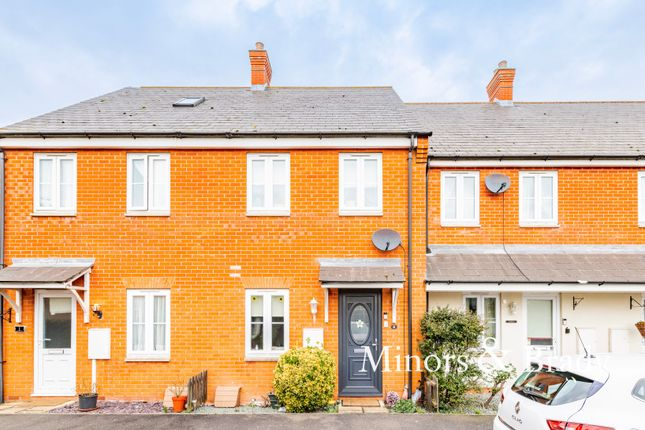 2 bed terraced house for sale in Taverners Mews, Long Sutton, Spalding PE12