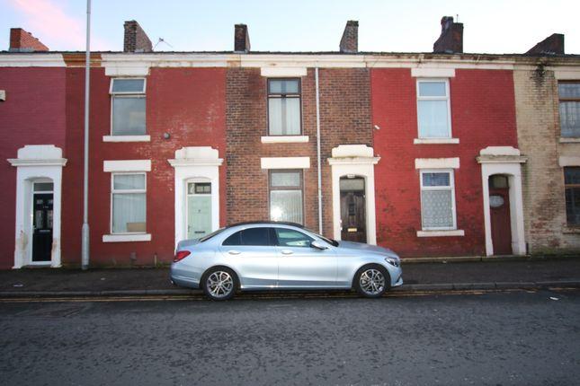 Thumbnail Terraced house for sale in Audley Range, Blackburn