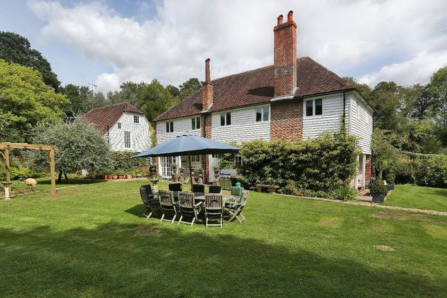 Thumbnail Detached house to rent in Slip Mill Lane, Hawkhurst