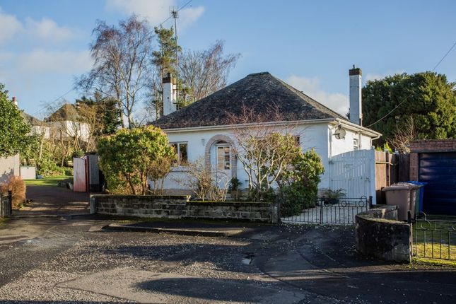 Thumbnail Bungalow for sale in 15 Fintry Avenue, Paisley