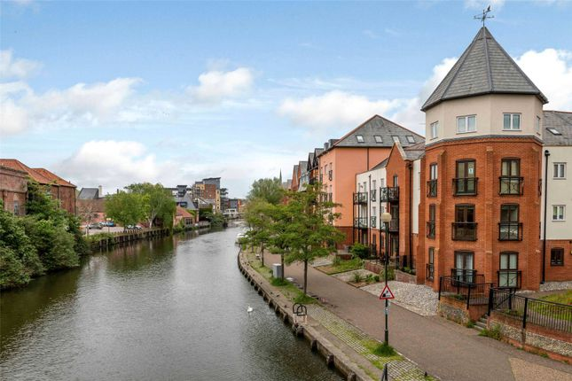 4 bed flat for sale in Sidestrand, Wherry Road, Norwich NR1